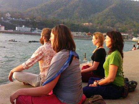 yoga y meditation Rishikesh